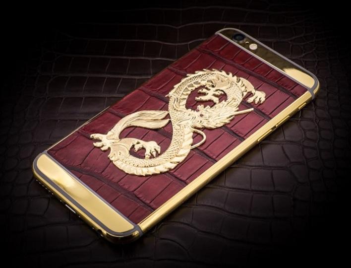 厨二心を刺激しまくる、こんな成金iPhoneケースはどう?