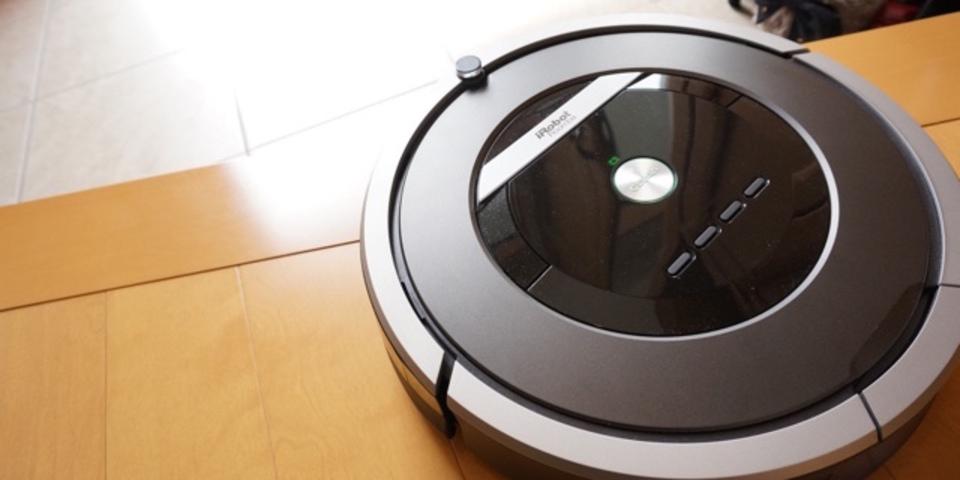 ピュアに「綺麗」を追求する、ロボット掃除機「ルンバ」の頭脳と体