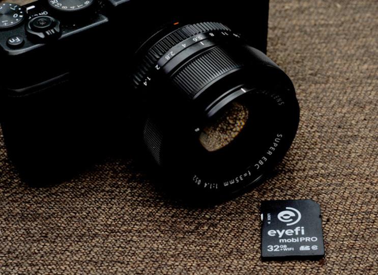 Wi-Fi SDカードの新型機「Eyefi mobi Pro」はRAWも転送OK