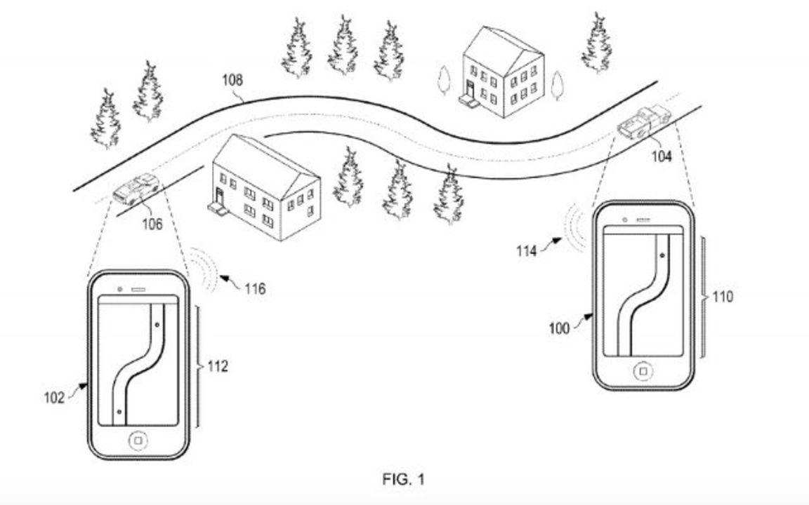 アップル、リアルタイムで位置情報を共有する新特許取得