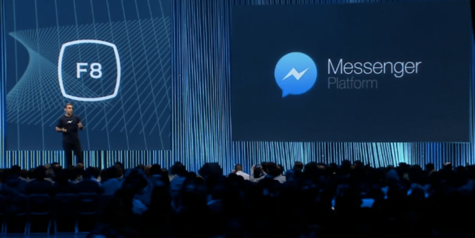Facebookメッセンジャーがプラットフォーム化、サードパーティに開放