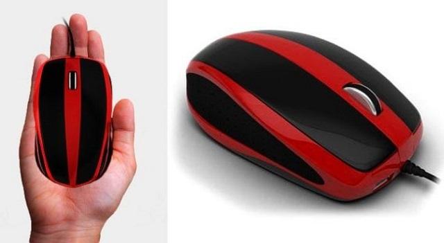 どこからどう見てもマウスなWindows 10搭載パソコン