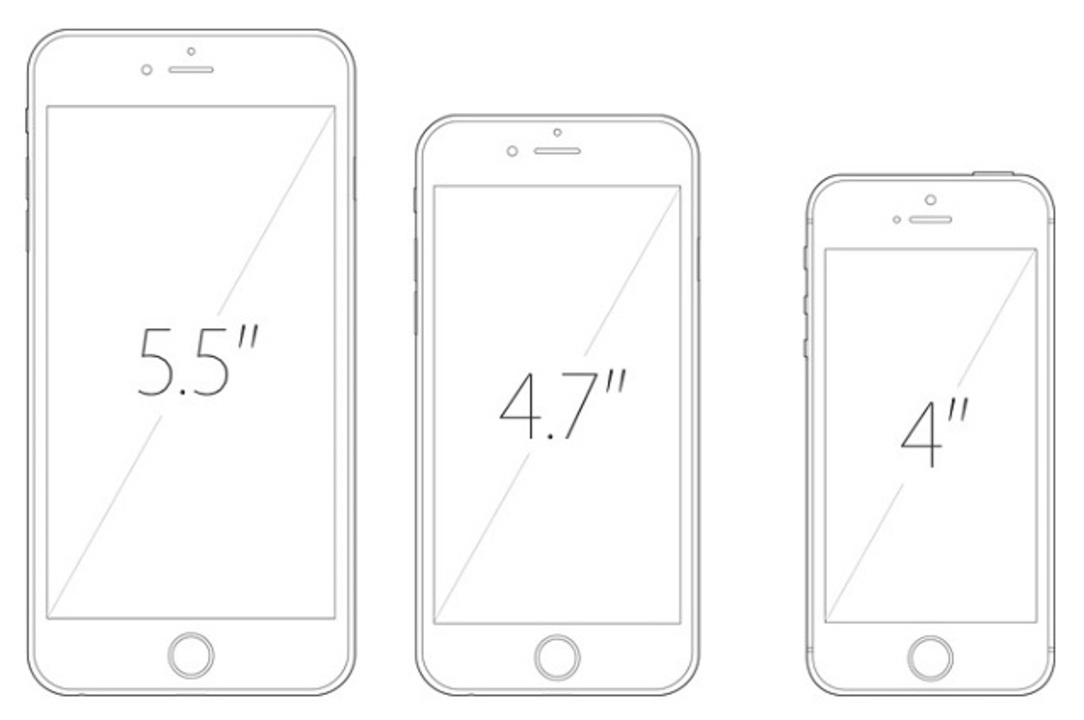 まさかの!? 次期iPhoneでは4インチのiPhone 6cが登場か