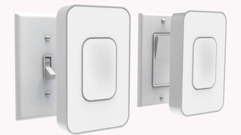 今ある照明をスマホでオン・オフ可能にする「Switchmate」