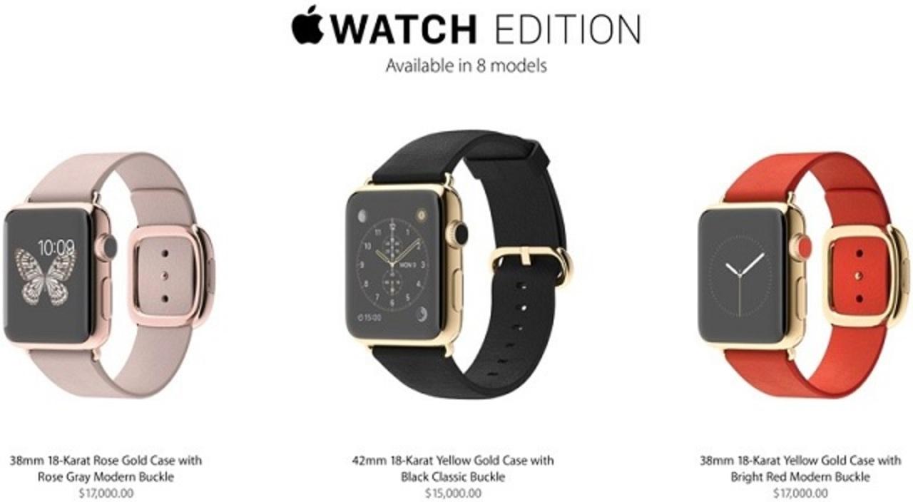 Apple Watch、試着はスタッフのファッションアドバイス付き?