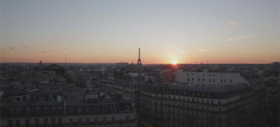 3分で見る「華の都パリ」のリアルな1日