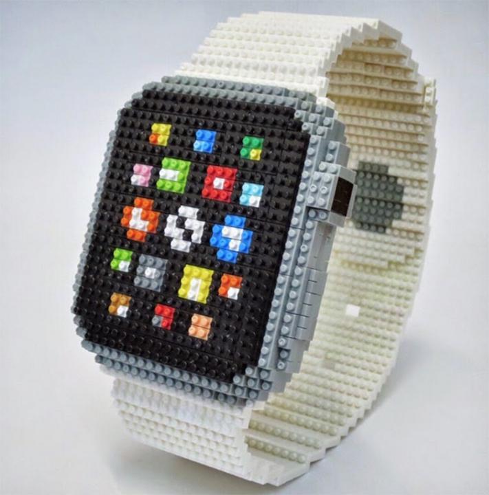 ナノブロックでできたApple Watchに衝撃の結末が……!?