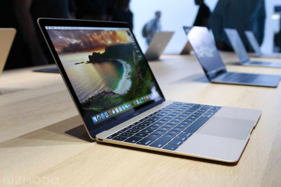 新MacBook、期待していた程のものでは無いかも