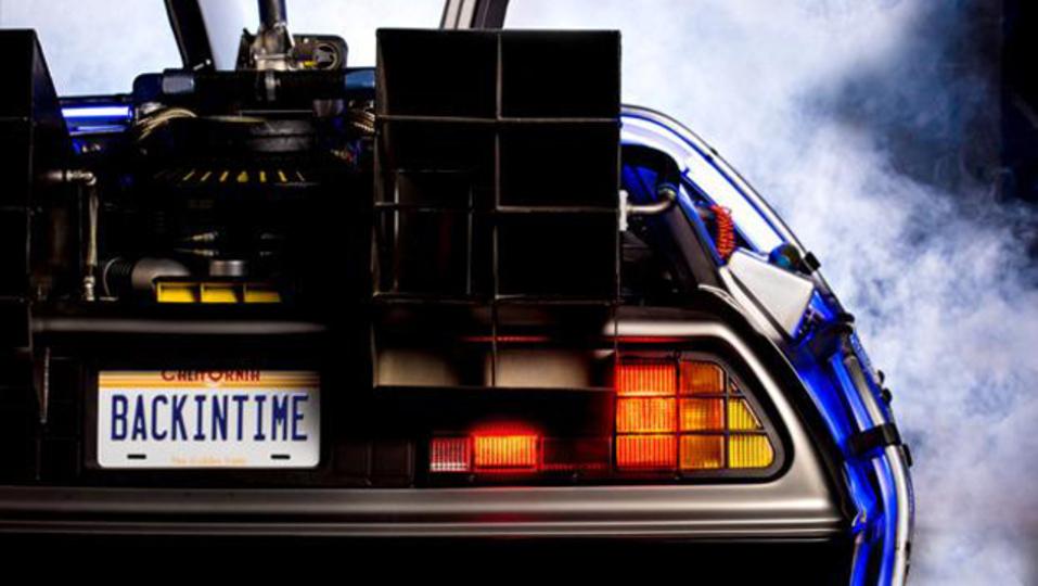 BTTFドキュメンタリー「Back in Time」KickStarterであっと言う間に資金調達