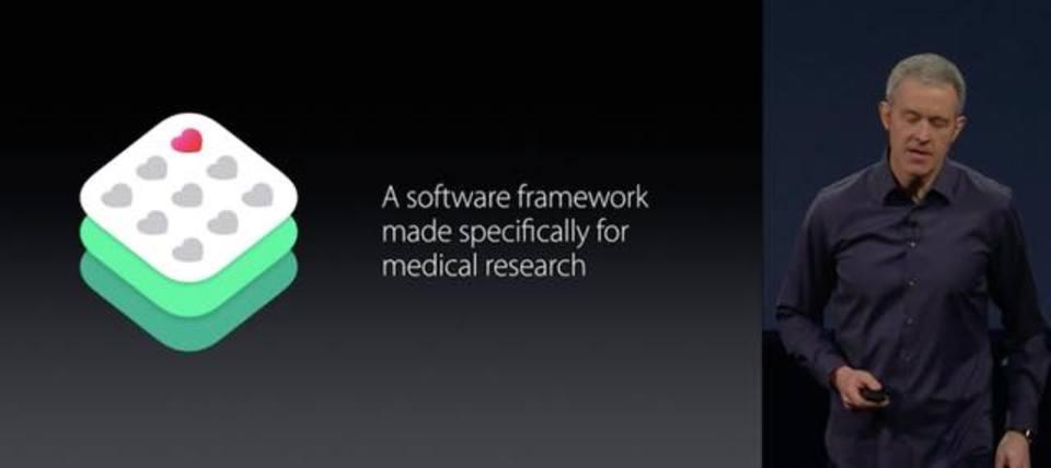 パーキンソン病、乳がん、ぜんぞく、循環系、糖尿病が診断できる「ResearchKit 」#AppleLive