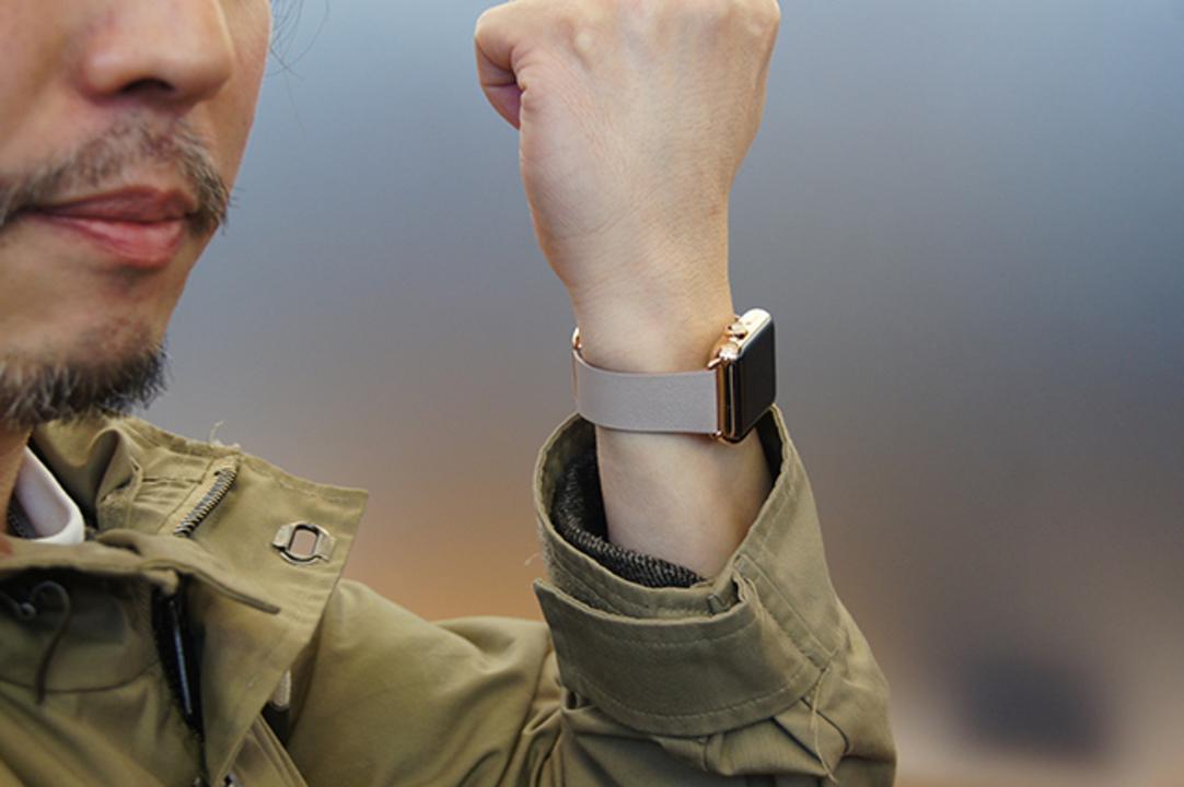 メディア初! 日本人初!? 200万円オーバーのローズゴールド!! Apple Watch Editionを試着した #AppleWatch #ギズモード