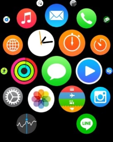 まずはここから。Apple Watchのメッセージの使い方 #AppleWatch