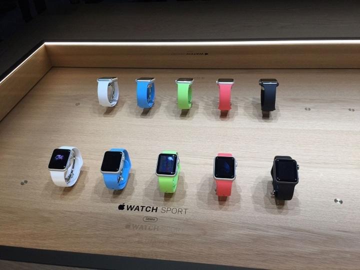 Apple Watch、試着では好きなバンドが試せないかも