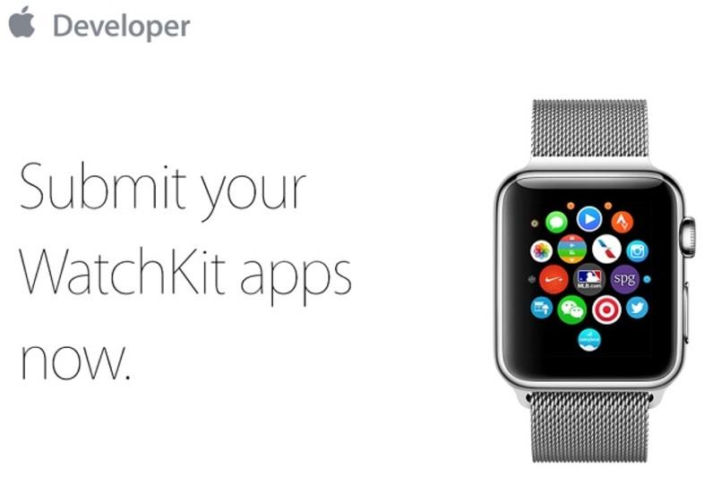いよいよ! Apple Watchアプリの登録がスタート