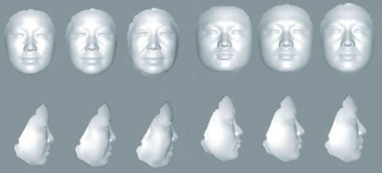 実年齢よりも体年齢! 顔認識だけで体年齢をチェック
