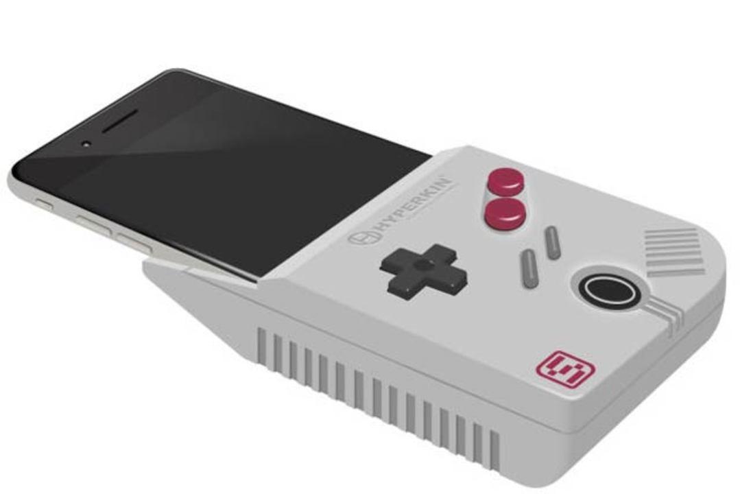 スマートフォンでゲームボーイができる、レトロで最新なHyperkin