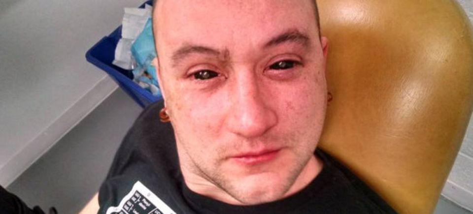 暗視目薬で一瞬暗視眼力になった人のメカニズム