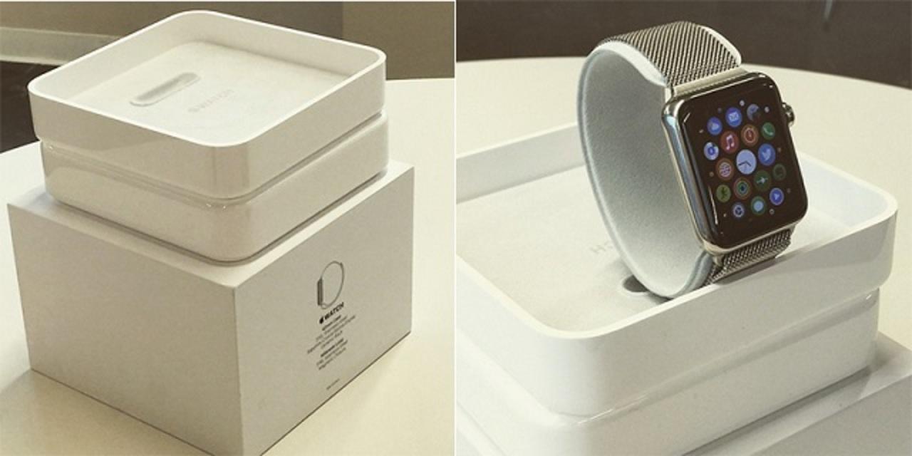 こんな箱に入ってるのか…。Apple Watchのパッケージがリーク