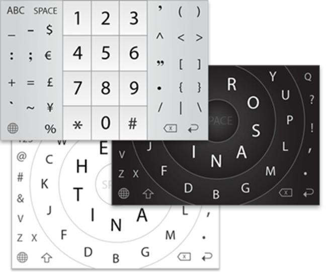 QWERTY配列からの脱却。スマホのために0から考えなおしたHEROキーボード