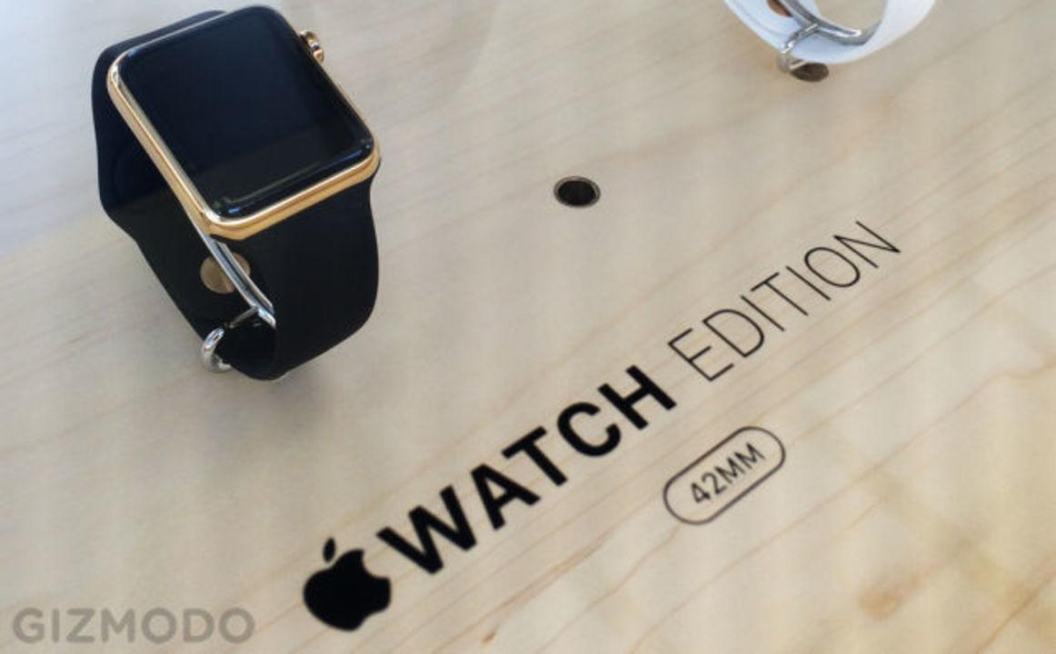 Apple Watch Edition試着、冷やかしにも寛容な理由