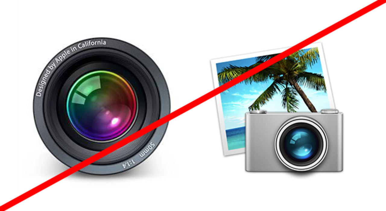 Aperture、iPhoto10年以上の歴史に幕を閉じる