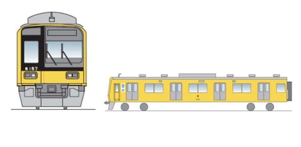 西武鉄道100周年、そのお祝いは黄色い6000系