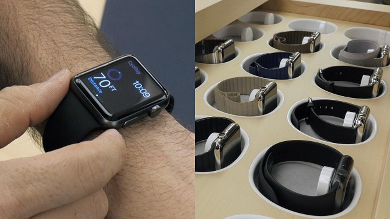 Apple Watch、発売1日でAndroid Wearの歴史を塗り替える