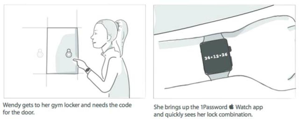 Apple Watchでパスワード管理するの、もっと簡単にできんのか?