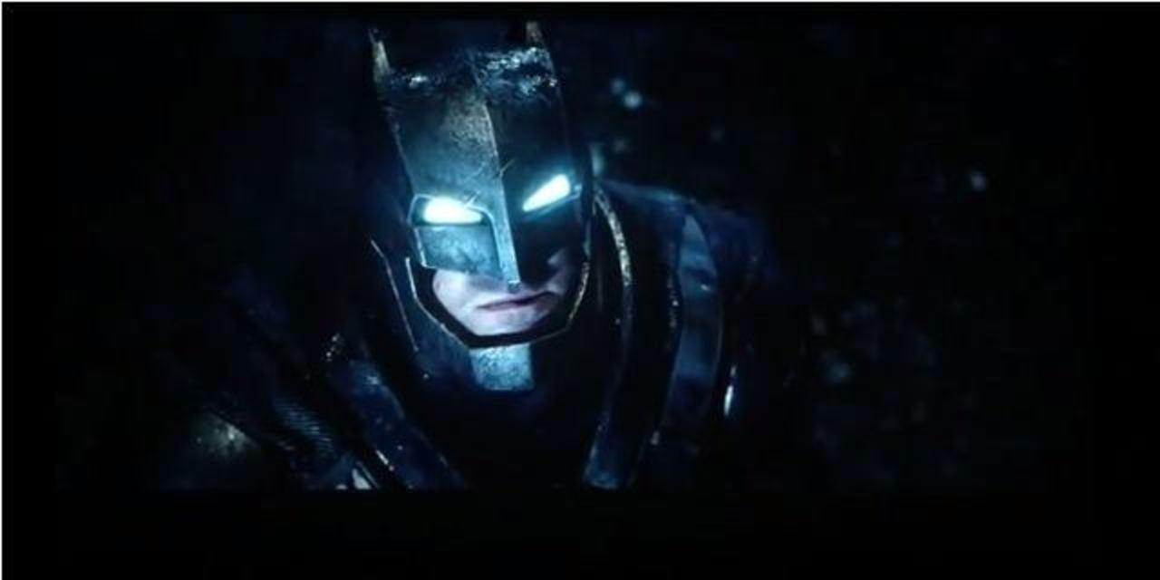あれ、面白そう。「バットマン vs スーパーマン」の予告編、がっつりリークされる