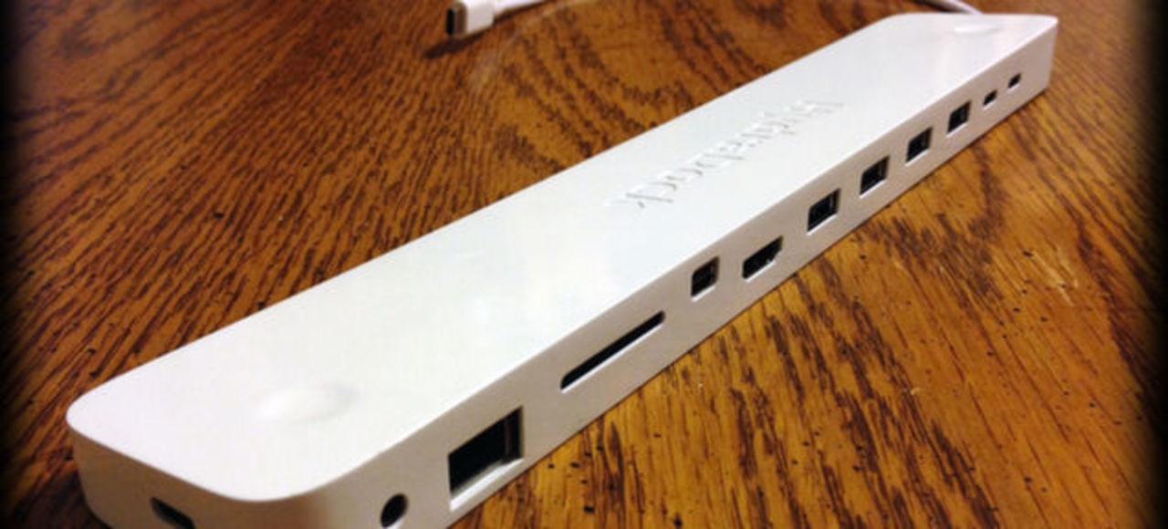 新MacBookに最高の相棒あらわる