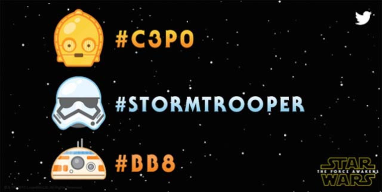 #C3POで絵文字に。ツイッターがスター・ウォーズの絵文字対応