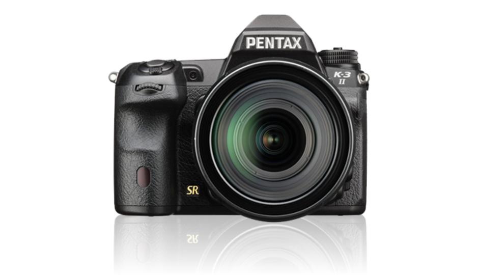 センサーが動きまくる! 最新機能全部載せの「PENTAX K-3Ⅱ」