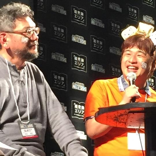 庵野秀明x川上量生対談「アニメの『情報量』とは何か」ダイジェスト #ニコニコ超会議2015