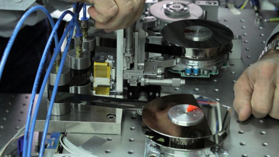 220TB分のデータをカセットテープに保存する、IBMの新技術