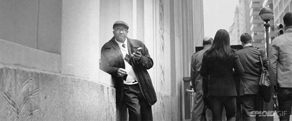 映画にしか見えない、スローモーションで撮影したニューヨークの日常