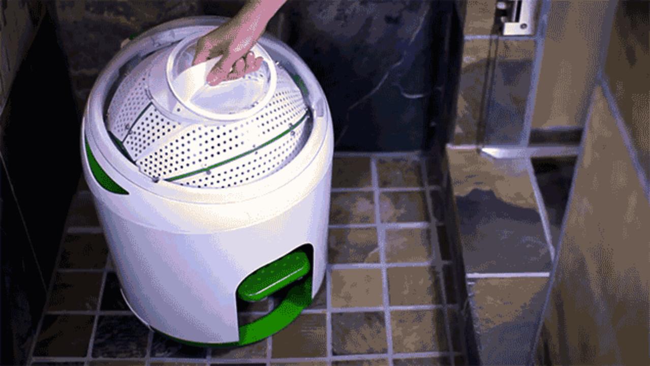 電気もねぇ! 金もねぇ! なときに救世主になりそうな洗濯機