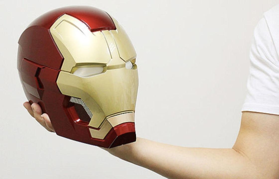 ただの「アイアンマン」レプリカに興味ない? ワイヤレススピーカーならどうでしょ