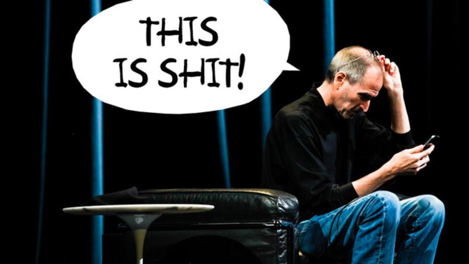アップルはスティーブ・ジョブズが嫌ったプロダクトを開発するのに何年も費やしている