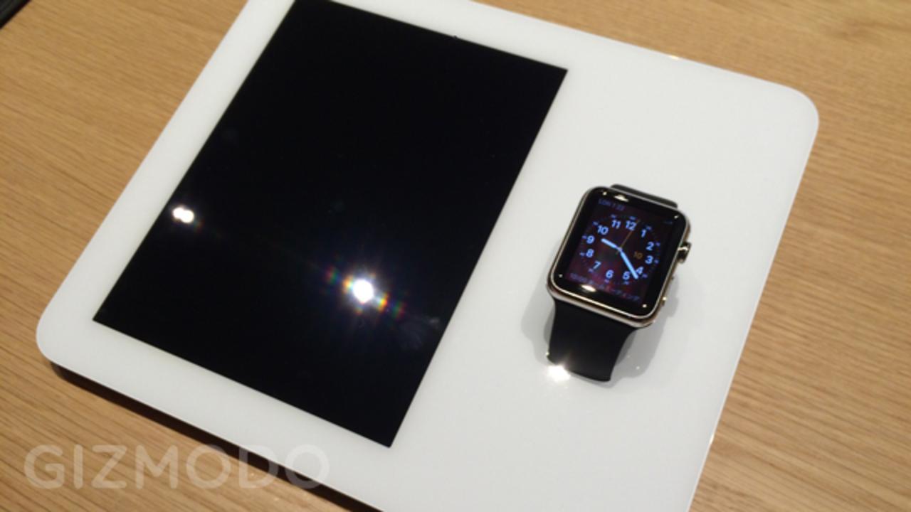 新宿伊勢丹:予約してきました。伊勢丹しかない特典あり #AppleWatch #ギズモード