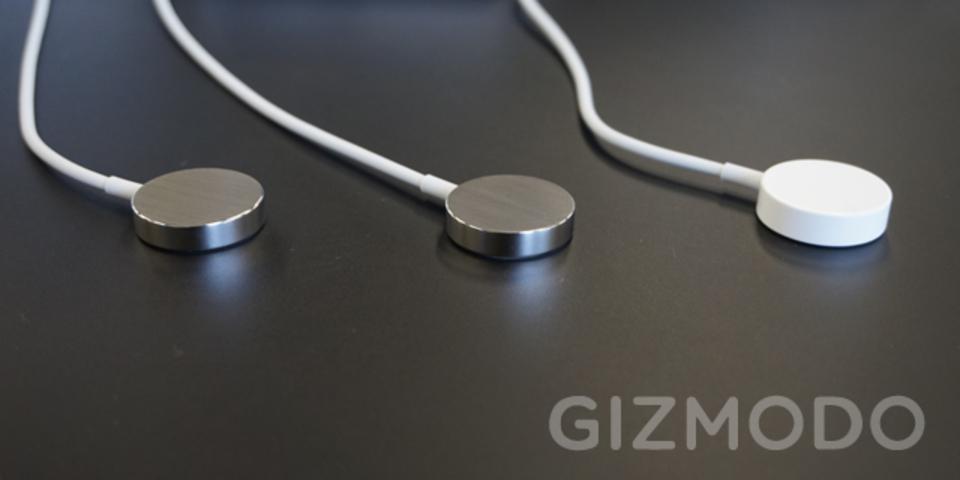 豆知識。Apple Watchの充電ケーブルには種類がある #AppleWatch