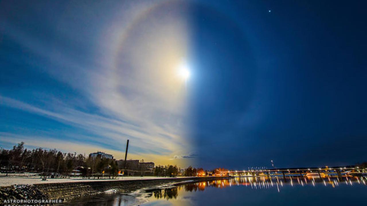 太陽と月の真下、昼と夜の境界線で会いましょう | ギズモード・ジャパン