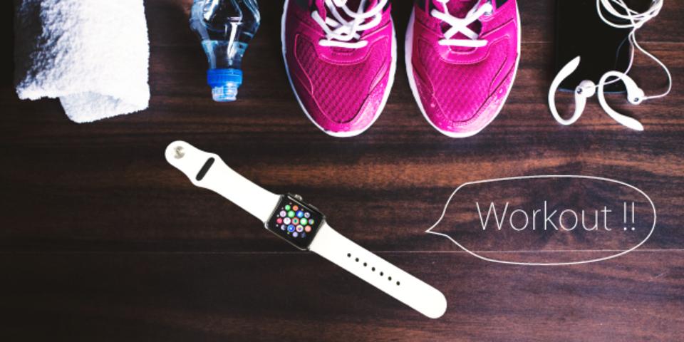 これは痩せる気がする。Apple Watchでワークアウト!してみた
