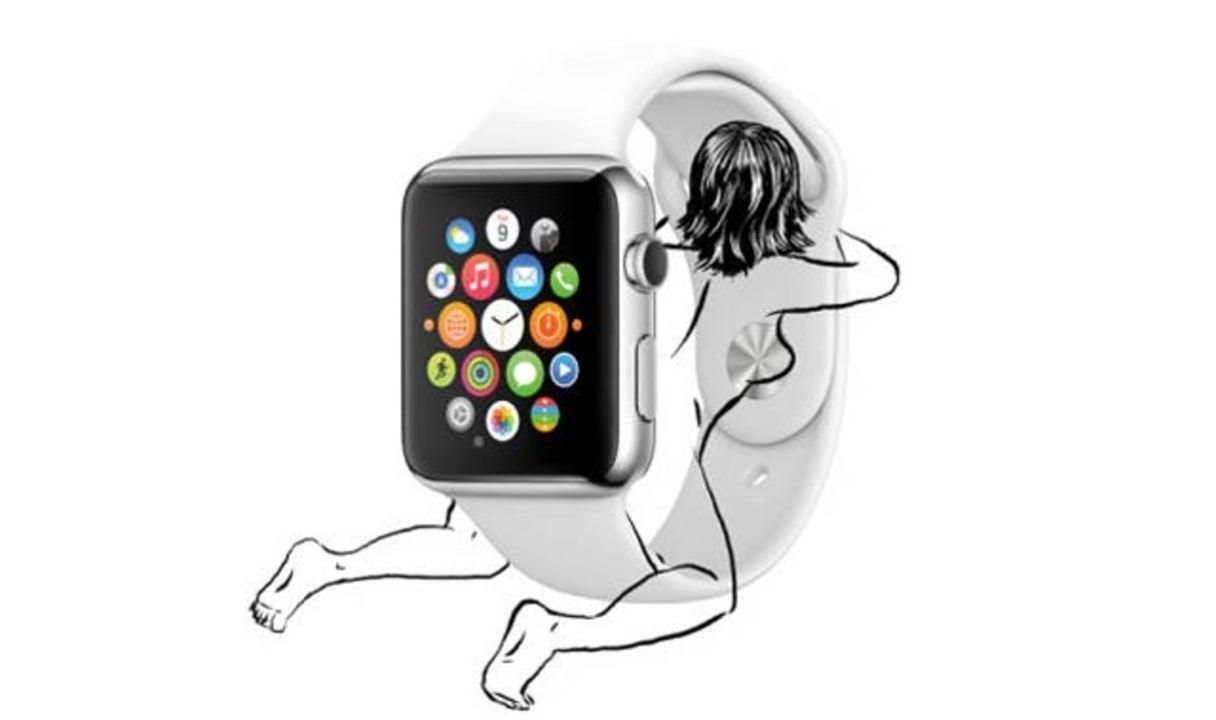 閲覧注意。Apple Watchと…?! ガジェットポルノ小説とはこれいかに