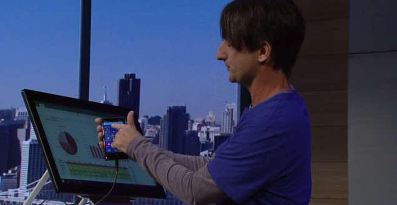 マイクロソフト、「デバイスはひとつでOK」の未来UIをチラ見せ
