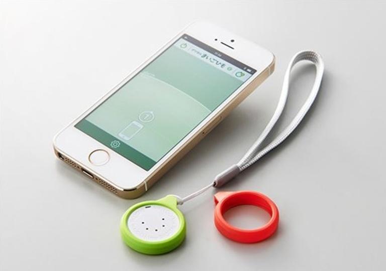 現代の迷子ひもは、Bluetooth