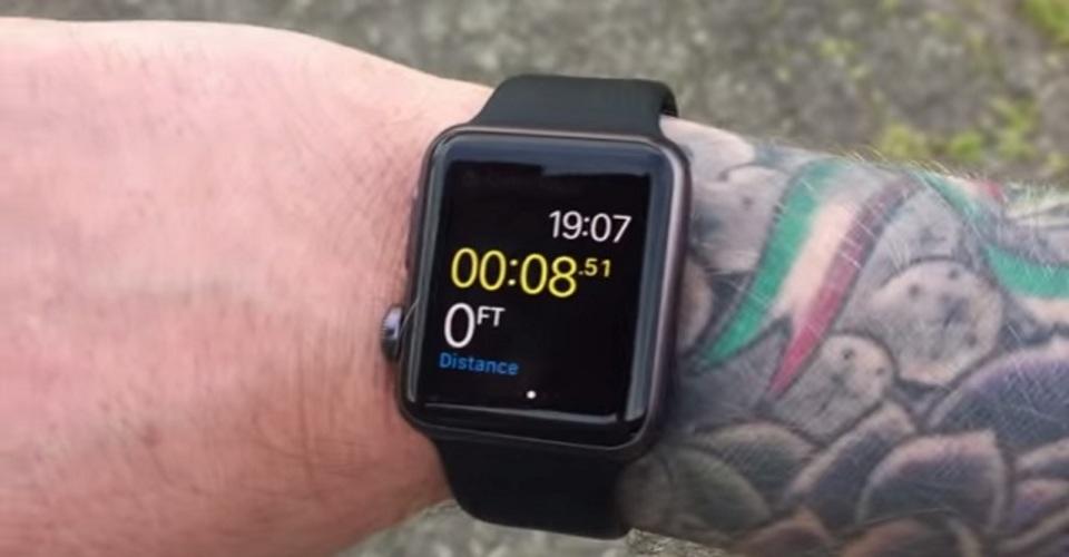 驚きました。Apple Watchがここまで正確だとは…