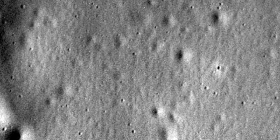 お疲れさま、水星探査機メッセンジャー撮影の最後の1枚