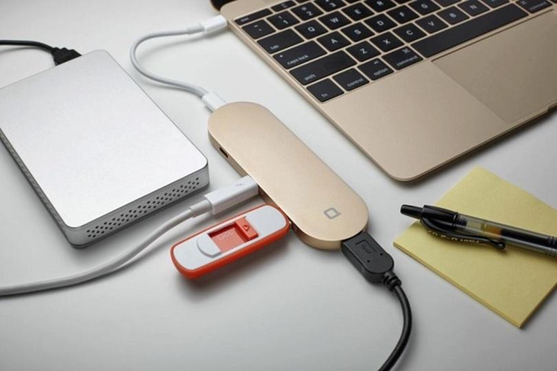 新MacBookにフィット間違いなしのUSB-C変換ハブ