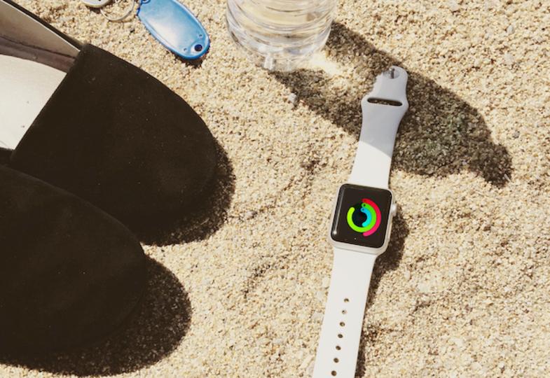 ゴールデンウィークにApple Watchと旅行してわかったこと
