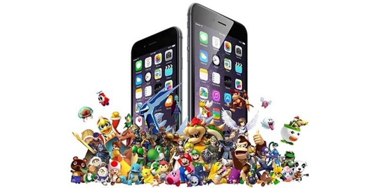 任天堂のゲーム、5タイトルがスマートフォンに登場